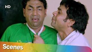 Most Entertaining Comedy Scenes   Rajpal Yadav Scenes   Best Hindi Movie