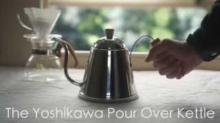Yoshikawa Pour Over Kettle by Kurasu