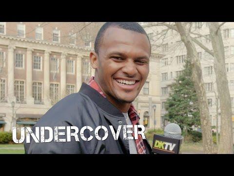 Deshaun Watson Interviews Fans About Deshaun Watson Undercover