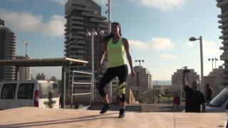 Andra feat. David Bisbal - Without You - zumba  with Ayelet Naor . without you dance