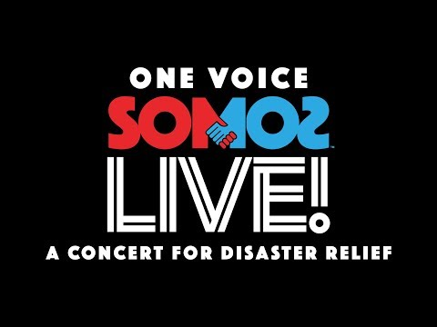 'We Are One Voice' ft. Marc Anthony, Jennifer Lopez & Alex Rodriguez   SOMOƧ LIVE!   MTV