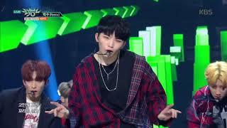 뮤직뱅크 Music Bank - 박수(Remix) - 세븐틴 (CLAP(Remix) - Seventeen).20171208