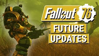 FALLOUT 76: Future Updates REVEALED + Launch Times ANNOUNCED!! (NEW Vaults, Respecing, and More!)