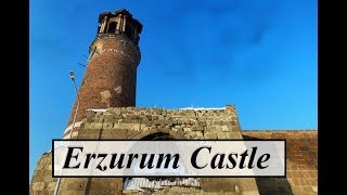 "Turkey/Erzurum (Castle of Erzurum ""Three Tombs"")  Part 6"