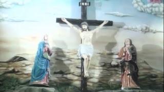 Villianur Lourdes Shrine Evening Mass - 22-04-2017