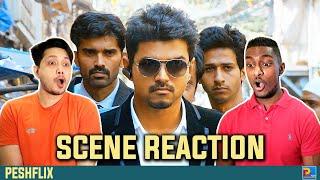 Thuppakki 12 Men Shooting Scene Reaction   Vijay   PESHFlix Entertainment