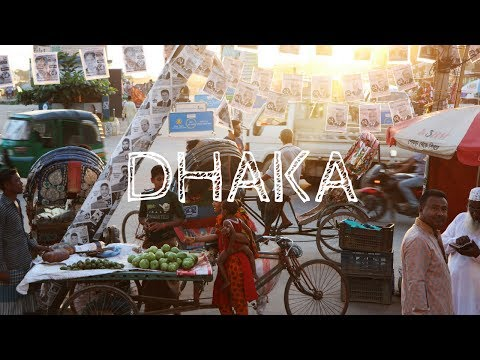 Flying Into Dhaka First Impressions of Bangladesh