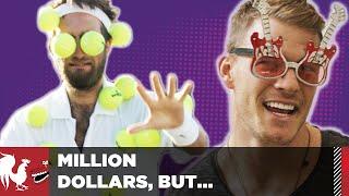 Tongue Hands & Leaky Nips - Million Dollars, But...