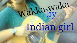 wakka wakka in indian styl