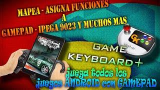 Configurar Gamepad o mando para Android | Todos los juegos Android |ROOT| español 2016