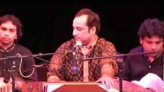 Rahat Fateh Ali Khan Live In Manchester Singing Dum Must Qalandar
