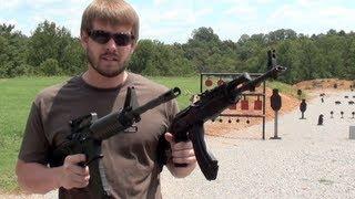 AK47 VS. AR15 - SPEED SHOOT