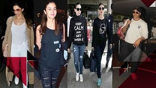 Bollywood Airport Fashion | Bollywood News
