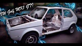 Volkswagen Golf MK1 GTI restoration