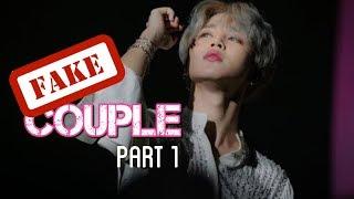 [FF] BTS Jimin   Taehyung: Fake Couple Part #01