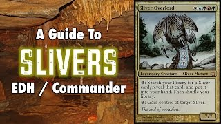 MTG - A Study In Slivers - A Guide To EDH / Commander Sliver Decks in Magic: The Gathering