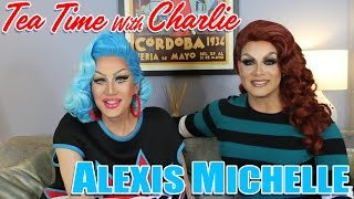 Tea Time with Alexis Michelle (RuPaul's Drag Race)