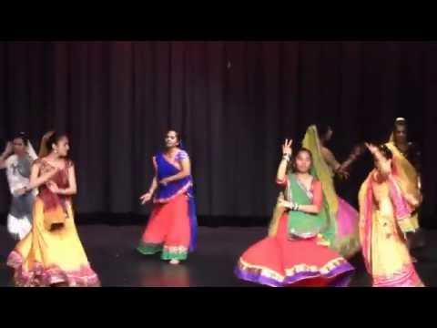 Garba(Gujarati school kitchener-Waterloo)