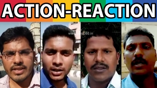 Students Reaction On Chandrababu's Action || YS Jagan Yuvabheri || Post360