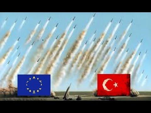 EU VS TURKEY 2017 EU Armed Forces VS Turkish Armed Forces