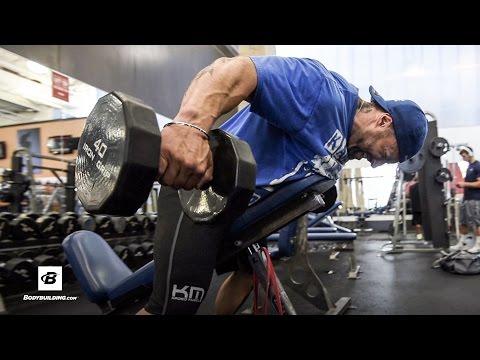Xxx Mp4 Chest Shoulders Workout Day 9 Kris Gethin S 8 Week Hardcore Training Program 3gp Sex