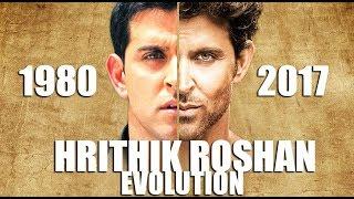 HRITHIK ROSHAN Evolution (1980-2016)
