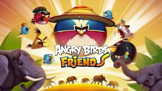 Angry Birds Friends - Elephant Day Tournament