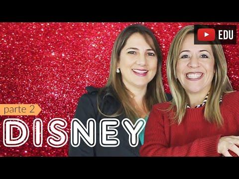 Disney Parte 2   Ft. Teacher Iamara