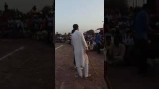 Sandeep khan singer at tochan mukabla sardulgarh
