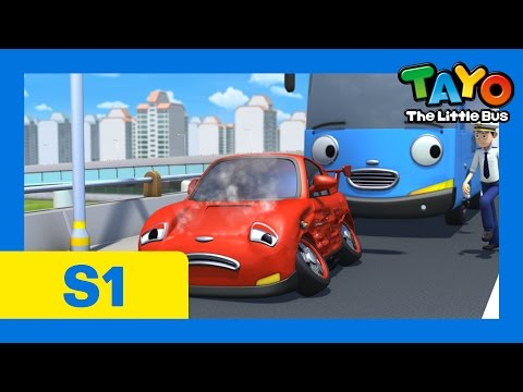 A Day in the Life of Tayo (30 mins) l Episode 1 l Tayo the Little Bus