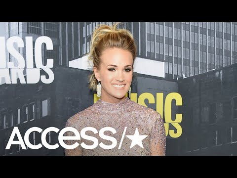 Download Carrie Underwood Gives Update On Her Face Injury & Announces New Music | Access free