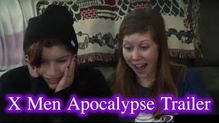 X Men Apocalypse Trailer