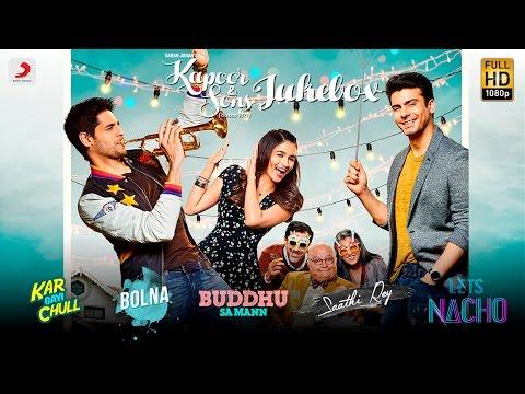 Kapoor & Sons Jukebox | Sidharth Malhotra| Alia Bhatt| Fawad Khan| Rishi Kapoor