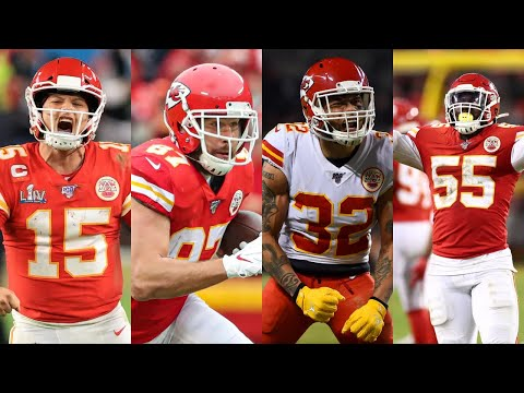 Kansas City Chiefs 2019 20 Season Highlights ᴴᴰ