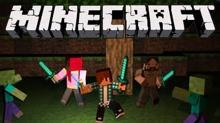 Minecraft | Two Boys One Girl : Cataclysm - Episode 8