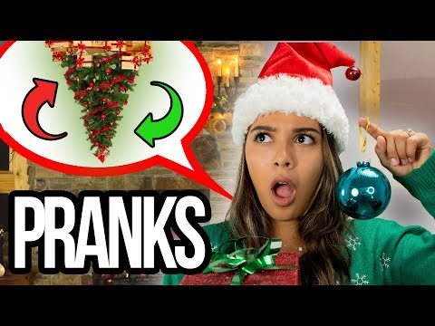TOP SIBLING PRANKS PRANK WARS Trick Your Siblings Friends & Family Brother And Sister