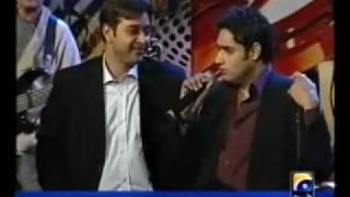 Jokes  with faisal    Abrar Ul Haq   Video Youtube   NMETV Latest Music Videos and Clips     NME COM