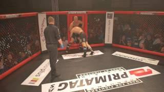Patrick Christensen  vs  Nikolai Bandaski, Octagon Athletes 2, Toreby