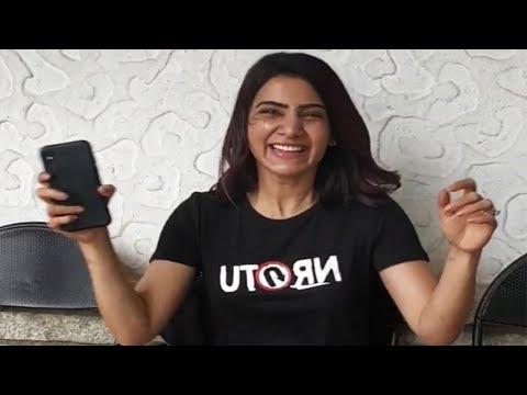 Xxx Mp4 Actress Samantha About U Turn Trailer Launch UTurnTrailerwithSamantha Manastars 3gp Sex