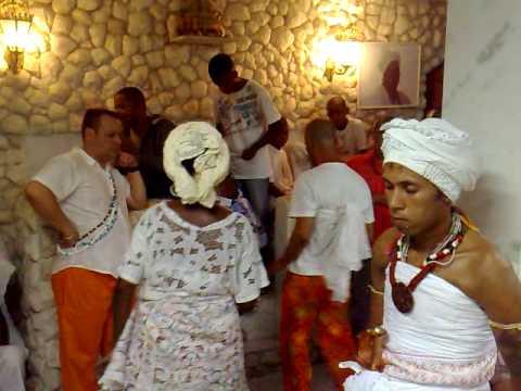 Festa de Oya na casa de Baba Nil
