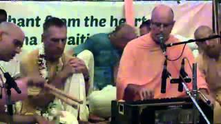 Day 5  Indradyumna Swami 2016 Kirtan Mela ISKCON Mayapur