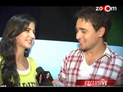 Imran Khan & Katrina Kaif promote Mere Brother Ki Dulhan