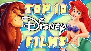 Top 10 Most Significant Disney Animated Films