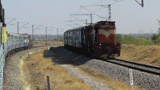 Mumbai Chennai Full Journey Highlights: Historical Mumbai Chennai Mail