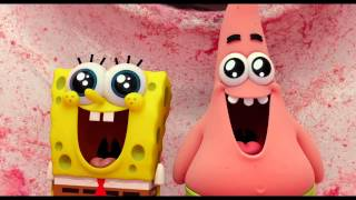 THE SPONGEBOB MOVIE: SPONGE OUT OF WATER | 'Fairy Floss' Clip