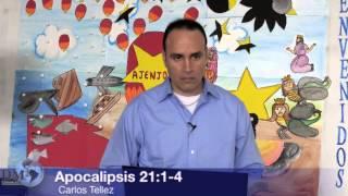 La Nueva Creación y la Nueva Jerusalén  Parte 1/2 (Apocalipsis 21:1-4)