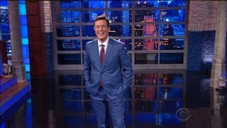 7 Unforgettable Moments from Stephen Colbert