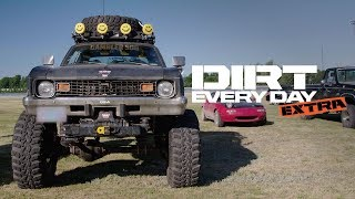 Fred's Favorite Gambler 500 Vehicles - Dirt Every Day Extra