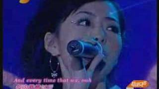 Loving You - Jane Zhang (Live)