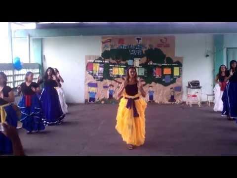 Baile de Tambor y Manduco